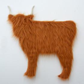 Highland Calf rug
