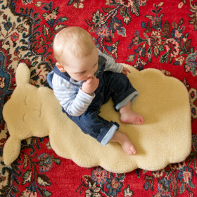 Shaped Baby rug