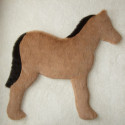 Tan foal rug