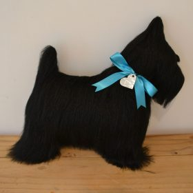 Limited Edition Scottish Terrier (Scottie Dog) Cushion