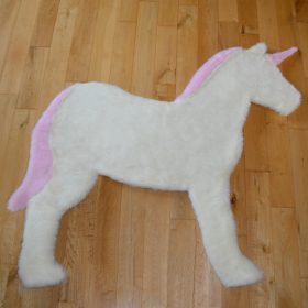 Ginormous Unicorn rug
