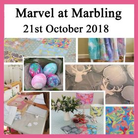Marvel at Marbling Workshop